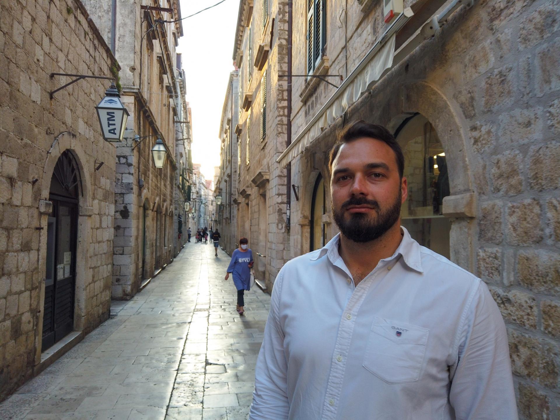 IVAN TROPAN Stanovnici povijesne jezgre nailaze na zid u komunikaciji s Gradom