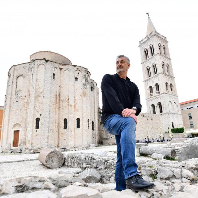 Dr. Ivica Žuvela, nezavisni kandidat za župana Zadarske županije na predstojećim lokalnim izborima
