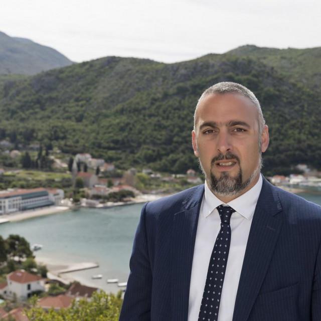 Nikola Knežić, načelnik općine Dubrovačko primorje ide po novi mandat