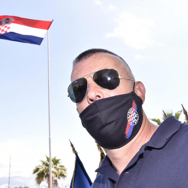 Ivica Balić podigao je zastavu i ove godine