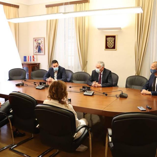 Župan Nikola Dobroslavić podupire projekte zaštite okoliša