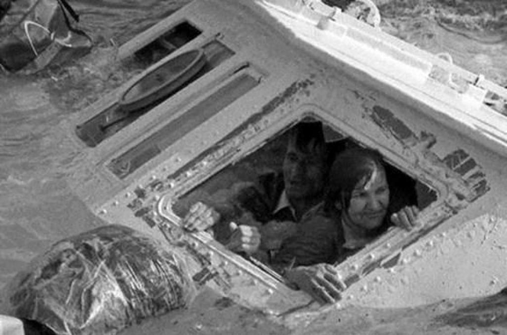 Fotograf Darko Vrbica svjedočio je pomorskoj nesreći broda Aurora