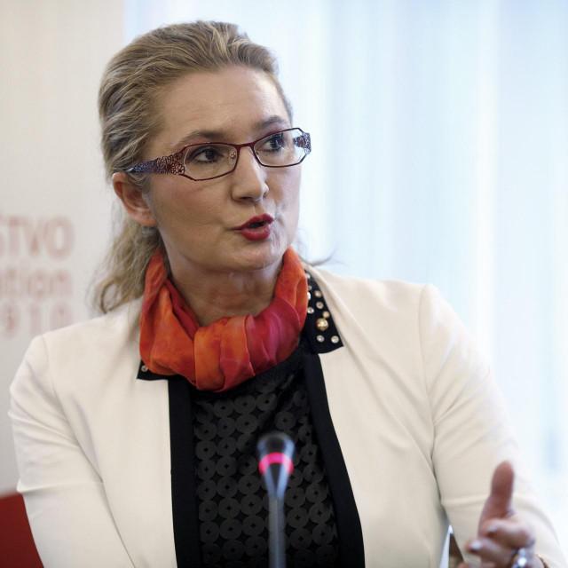 Višnja Ljubičić: Zadarska županija jedna od pet u RH koje nisu potpisnice Europske povelje o ravnopravnosti spolova