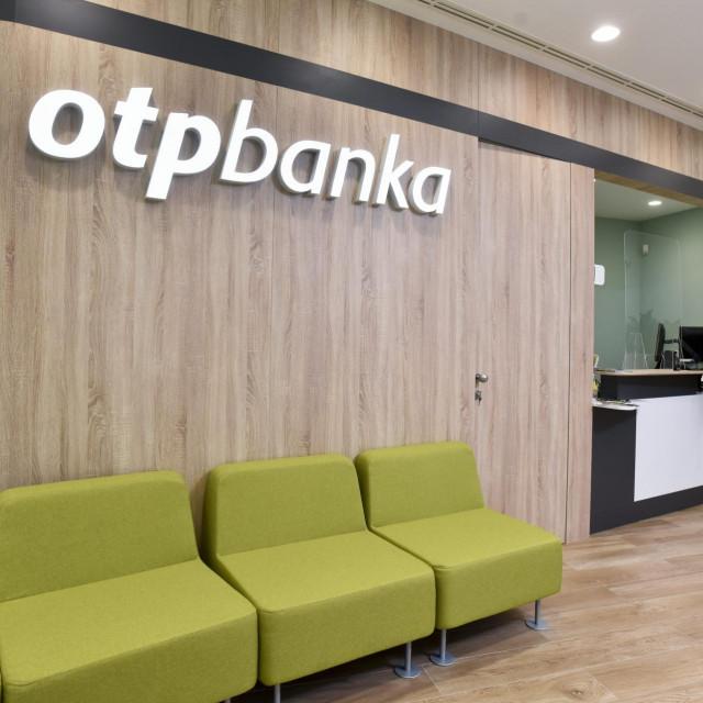 Novootvorena poslovnica OTP banke<br />