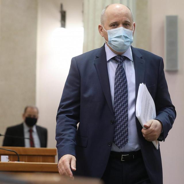 Na fotografiji: Branko Bačić