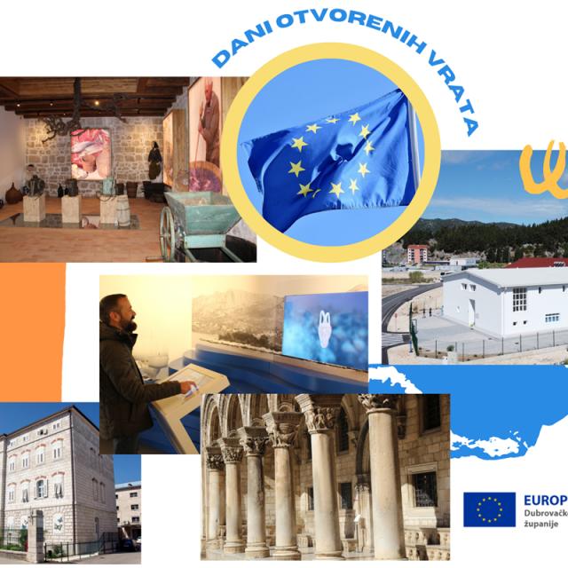 BESPLATNI OBILAZAK Ne propustite Dane otvorenih vrata diljem Dubrovačko-neretvanske županije