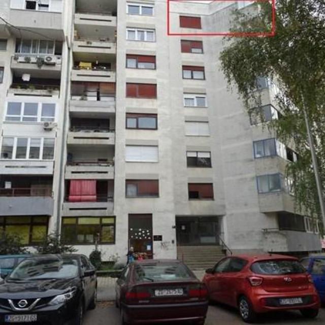 Na prodaju je jedan od stanove ove zgrade
