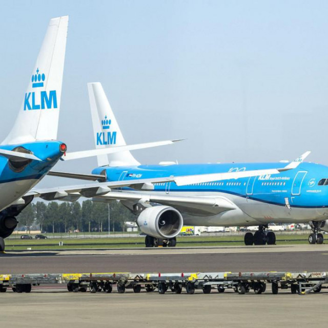 KLM dolazi u Zračnu luku Dubrovnik