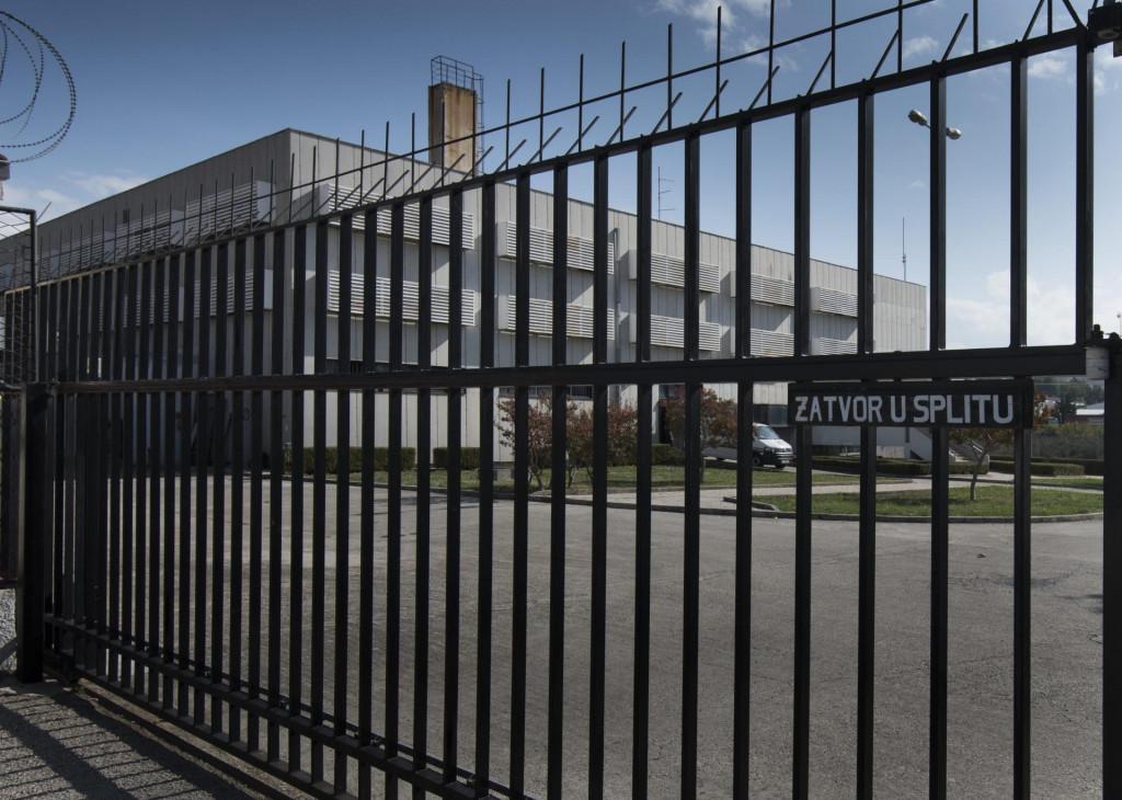 Splitski zatvor na Bilicama