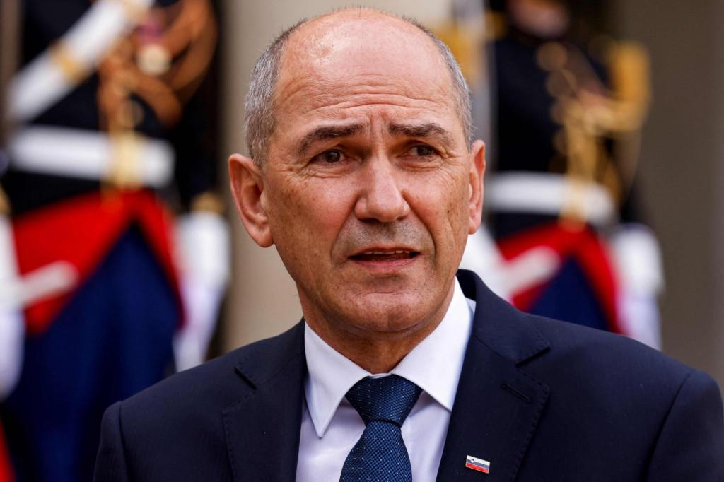 Slovenski premijer Janez Janša