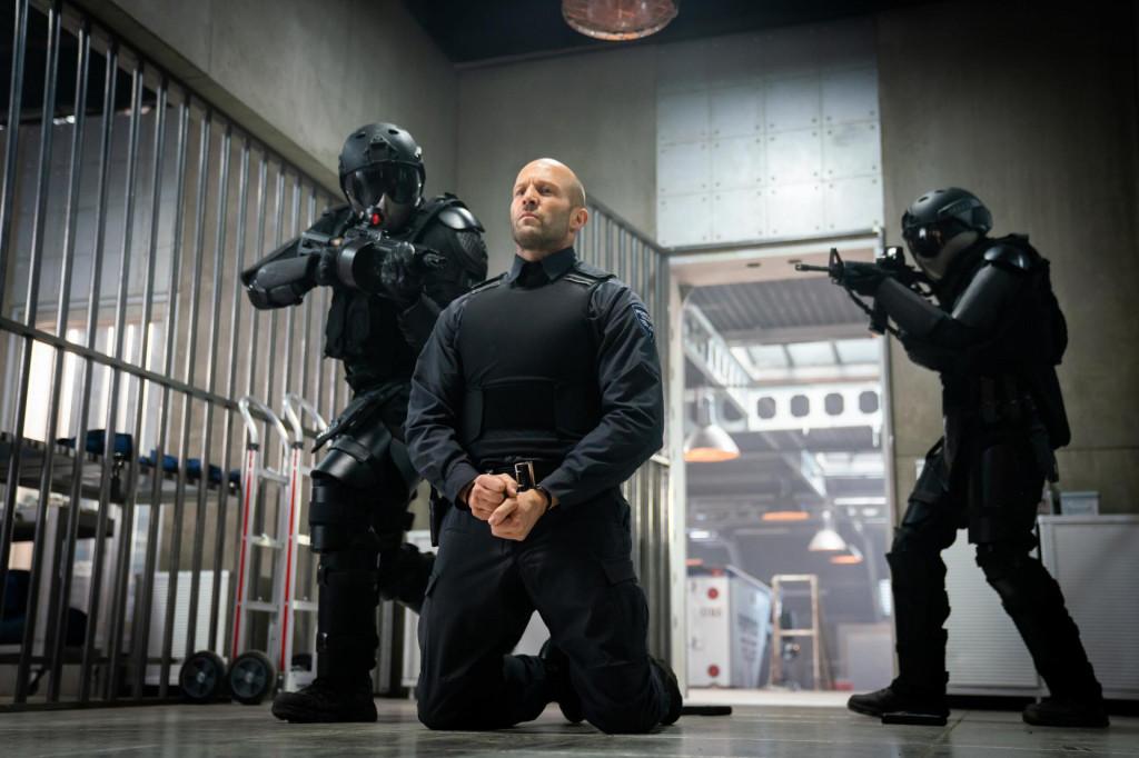 Akcijska zvijezda Jason Statham u ulozi je misterioznog čuvara gotovine imenom 'H'
