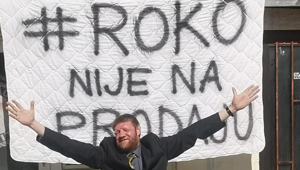 Ivica Roko, kandidat za gradskog vijećnika u Dubrovniku