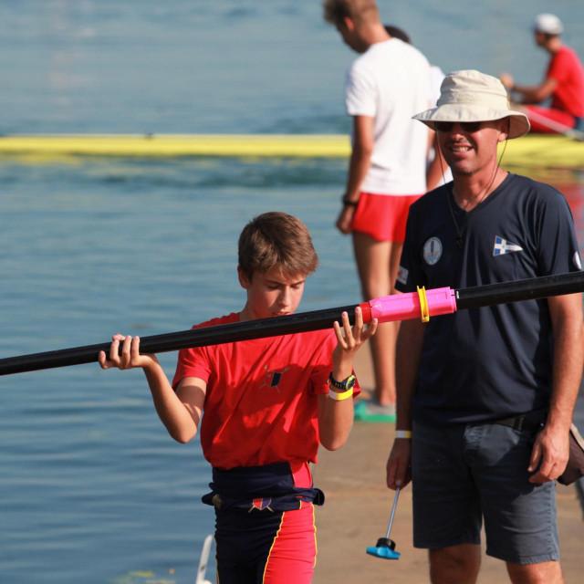 Pavo Bečić, trener Neptuna