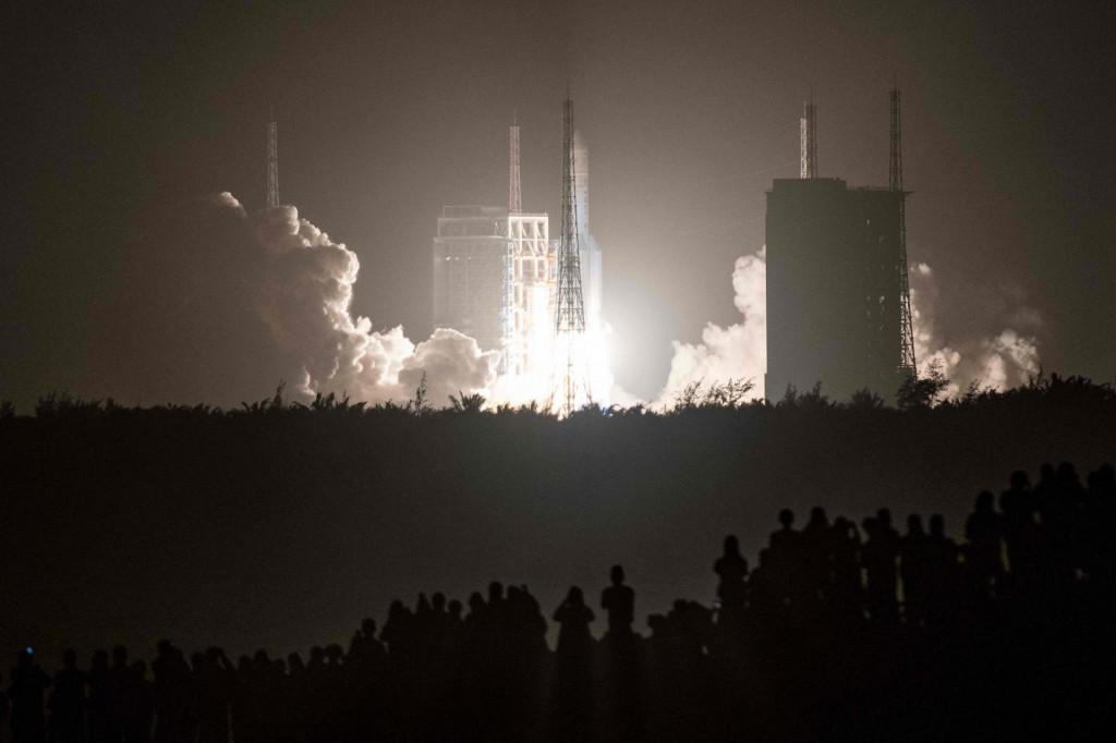 Raketa Long March 5B izazvala je nelagodu u svijetu i zaoštrila američko-kineske dijaloge