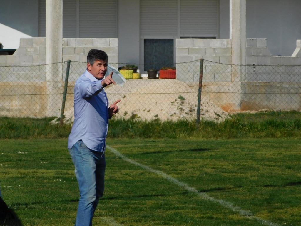 Krešimir Sunara, trener Primorca