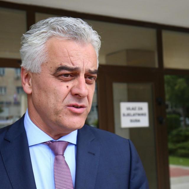 Odvjetnik Nediljko Ivančević