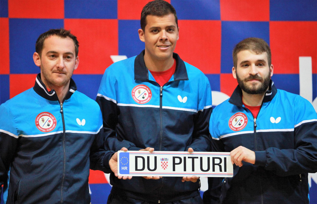 Tomislav Japec, Miho Simović i Filip Čipin - DU PITURI izlaze opet u Europu