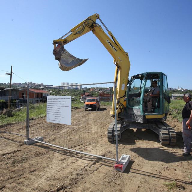 U gradskom kotaru Mejaši kreću radovi na izgradnji odvodnje otpadnih voda i vodoopskrbe