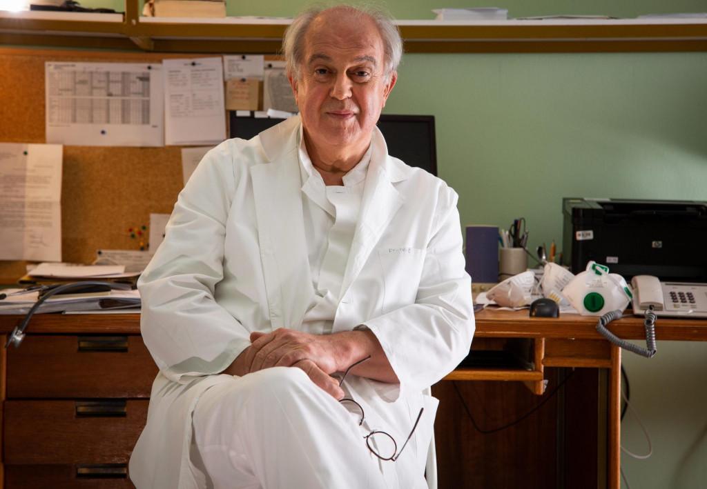 Dr. Ivo IVić: Dok ne bude cijepljeno najmanje 80 posto populacije starije od 50 godina života, ne treba popuštati epidemiološke mjere