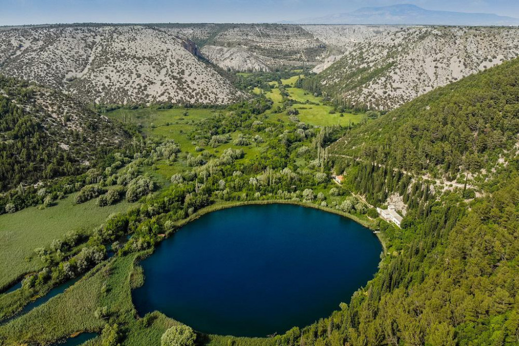 Kanjon Čikole i Torak