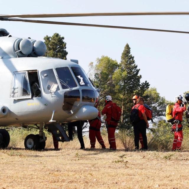Helikopteri HRZ-a spasili su brojne živote