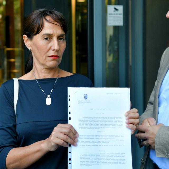 Ljiljana Zmijanović ne odustaje od pravne bitke