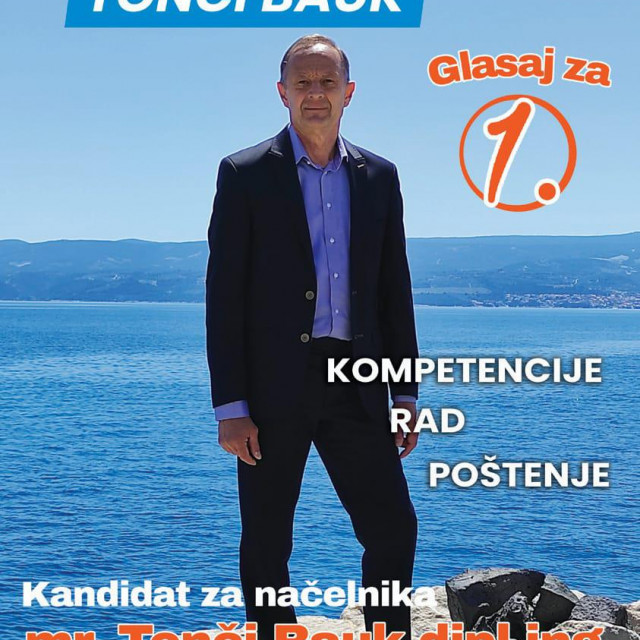Tonči Bauk - Nezavisna lista