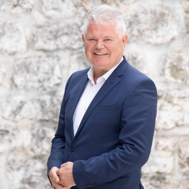 Andro Vlahušić, kandidat za gradonačelnika platforme Dubrovnik naš grad