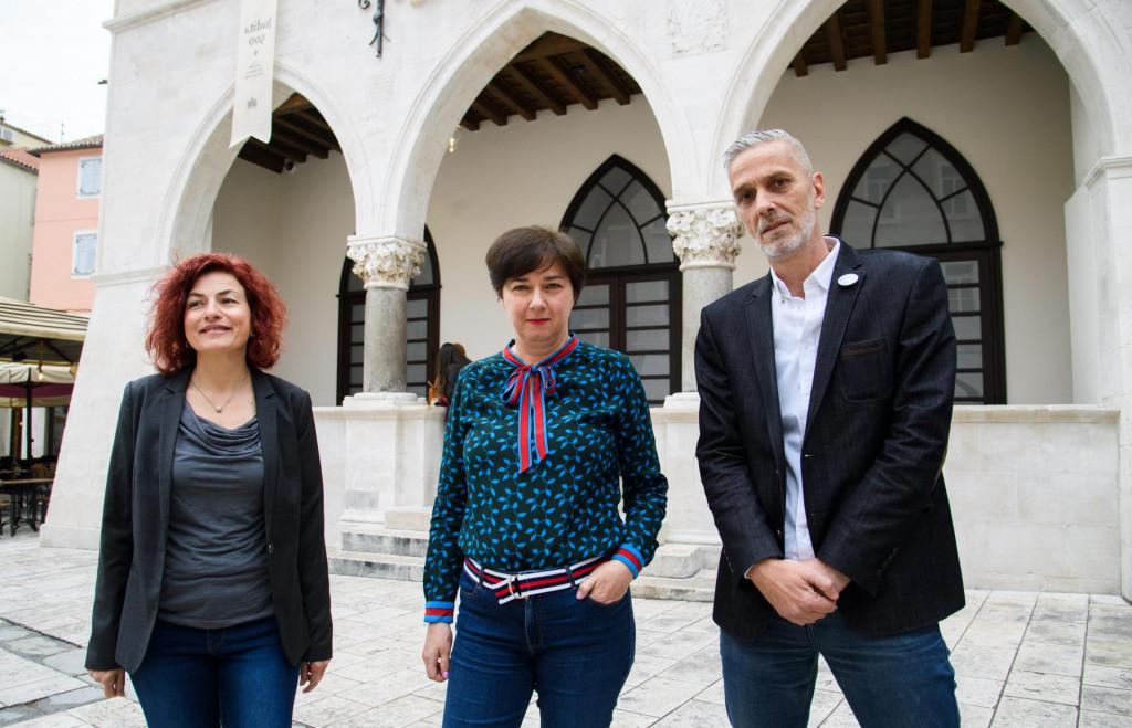 Kristina Vidan, Tamara Viskovići Karlo Pilko<br />