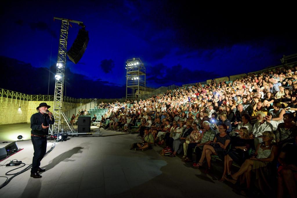 Rade Šerbedžija opet će nastupiti na Tvrđavi sv. Mihovila 8. srpnja