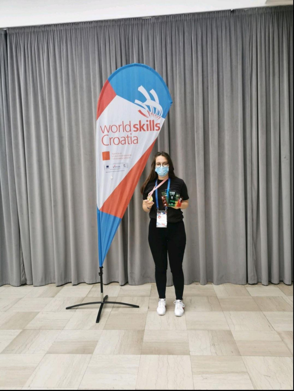 Rosana Jurjević prvakinja Hrvatske