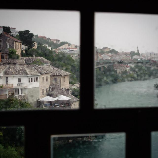Mostar - ovih je dana 'u modi' podjela na 'Palestince' i 'Izraelce'