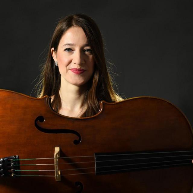 Cellistica Mihaela Čuljak nastupa uz DSO i Pavla Zajceva