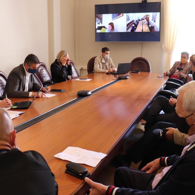 Sjednica vijeća TZ Grada Dubrovnika