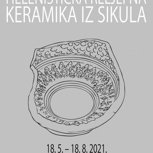"""Otvara se izložba gostujućeg Muzeja grada Kaštela """"Helenistička reljefna keramika iz Sikula"""""""