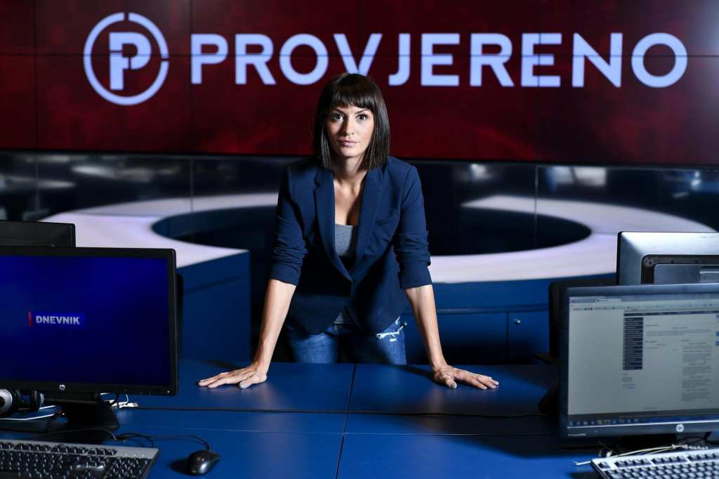 """Ivana Paradžiković sve donedavno bila je zaštitno lice emisije """"Provjereno""""."""