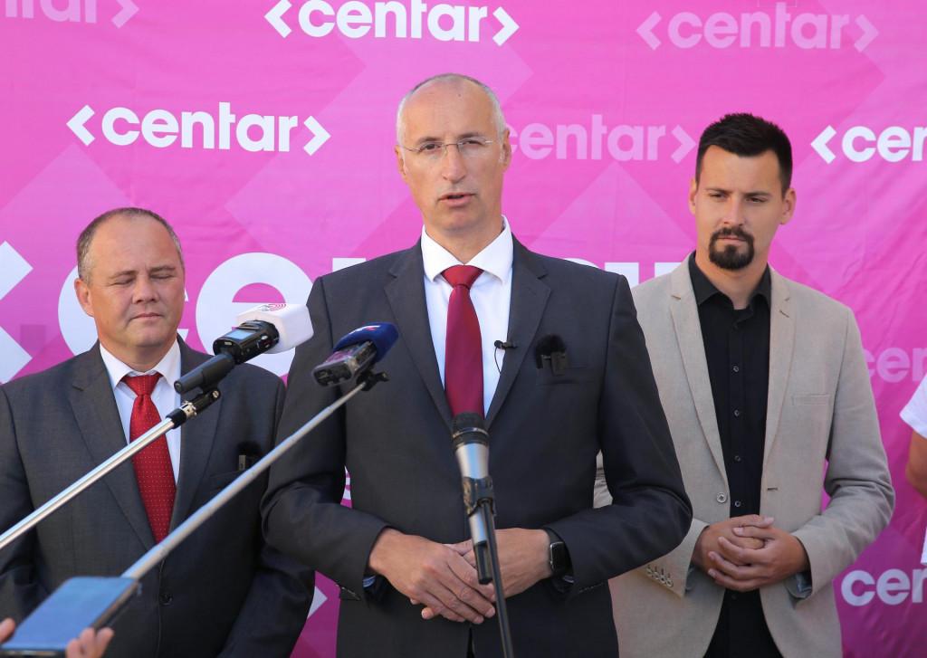 Antonio Kuzmanić, Ivica Puljak i Bojan Ivošević