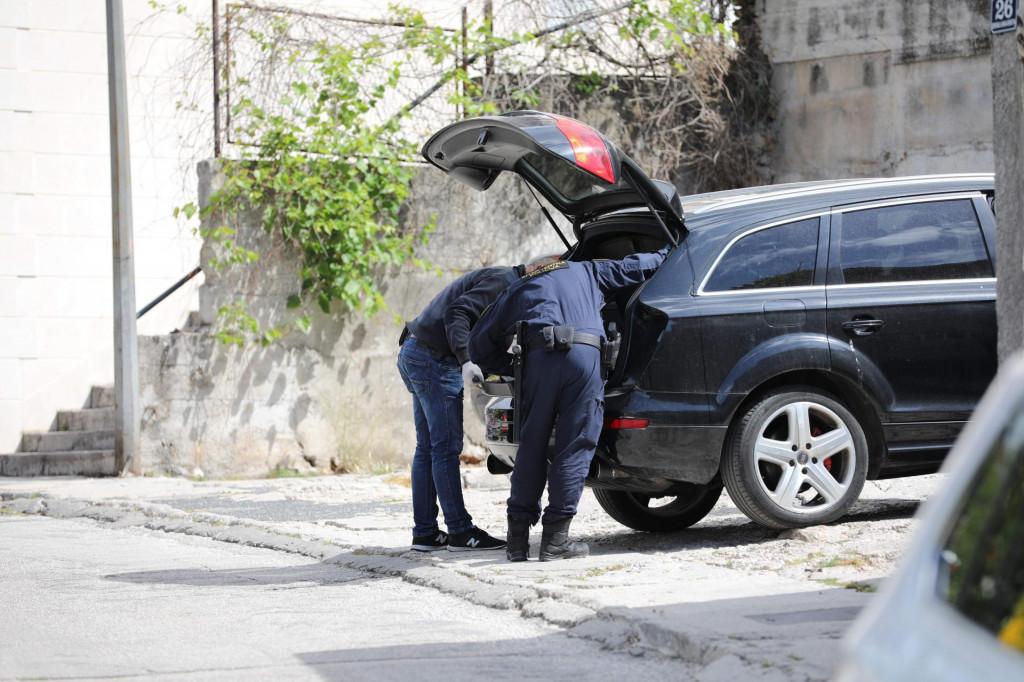 policijska akcija ispod gruških nebodera