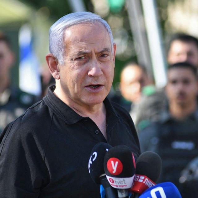 Izraelski premijer