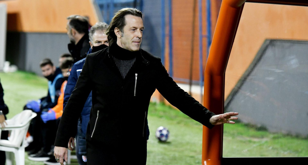 Paolo Tramezzani najavio je sutrašnji dalmatinski derbi