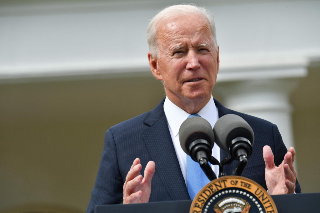 Joe Biden, predsjednik SAD-a