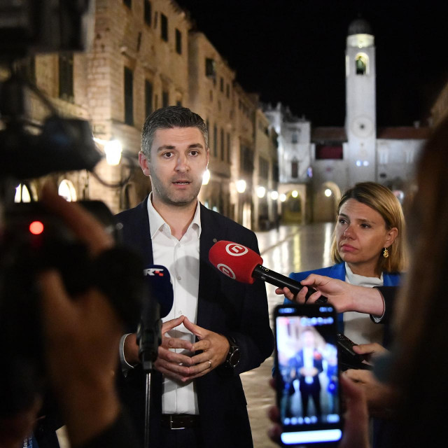 Mato Franković, kandidat HDZ-a za gradonačelnika