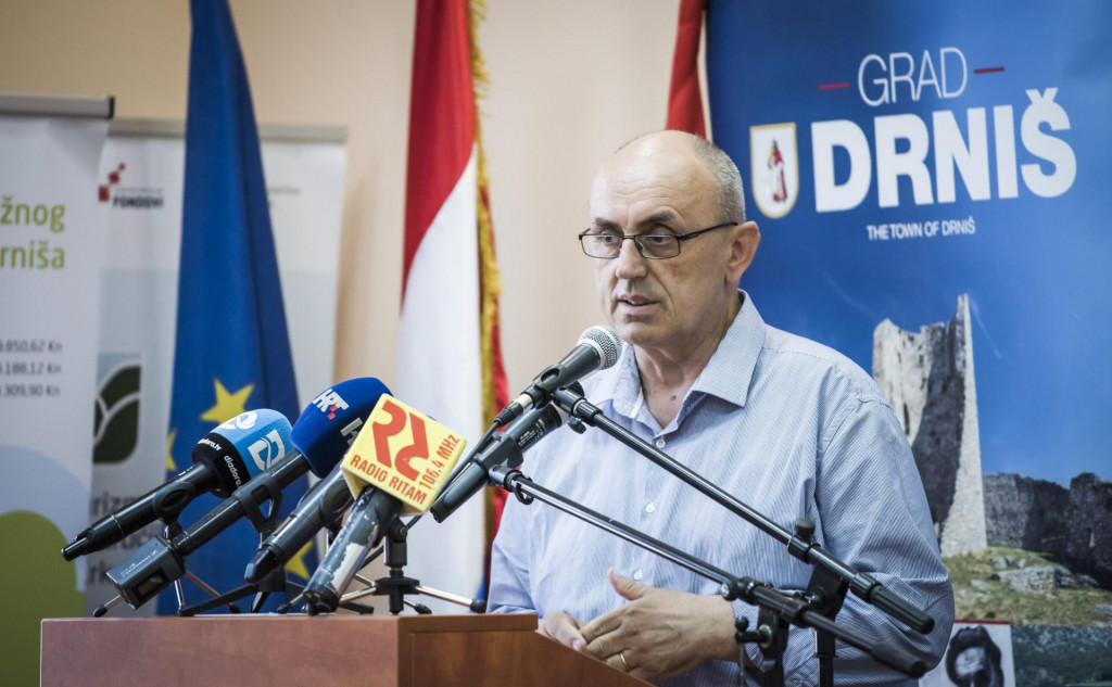 Josip Begonja novi/stari gradonačelnik Drniša<br />