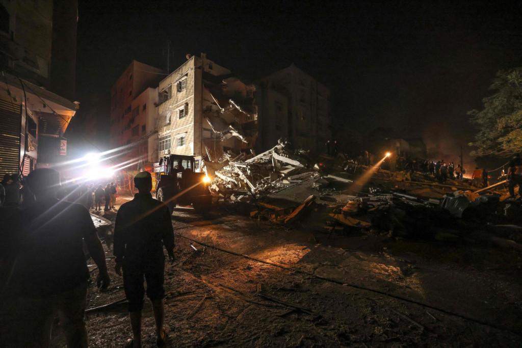 Gaza nakon izraelskog napada-odmazde