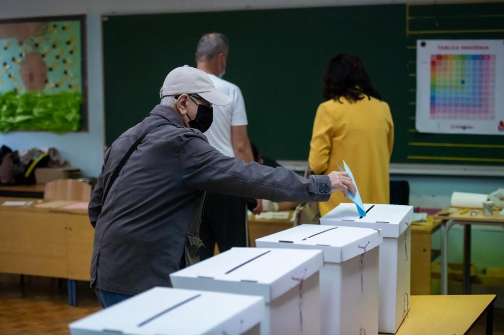 Na izbore se izašlo u cijeloj Hrvatskoj