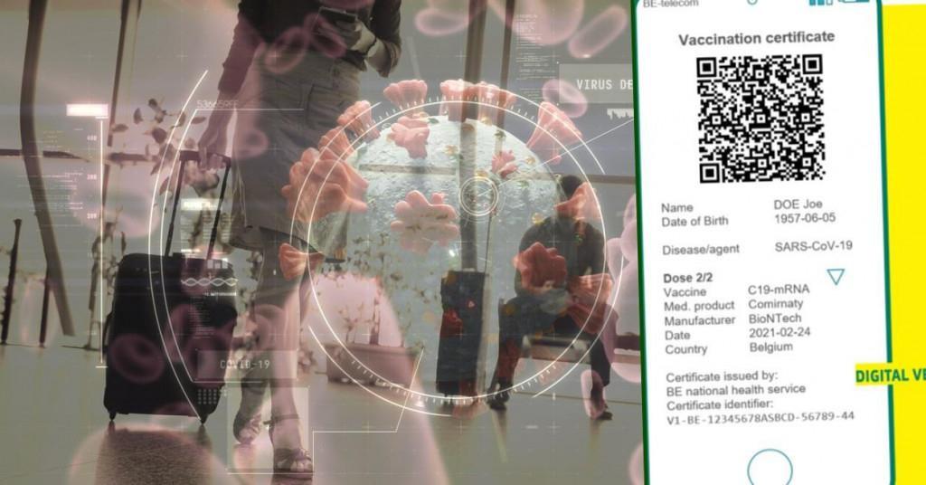 Covid propusnice - isprava s kojom će se od 1. lipnja moći putovati preko granice te ulaziti u zatvorene prostore poput restorana i klubova
