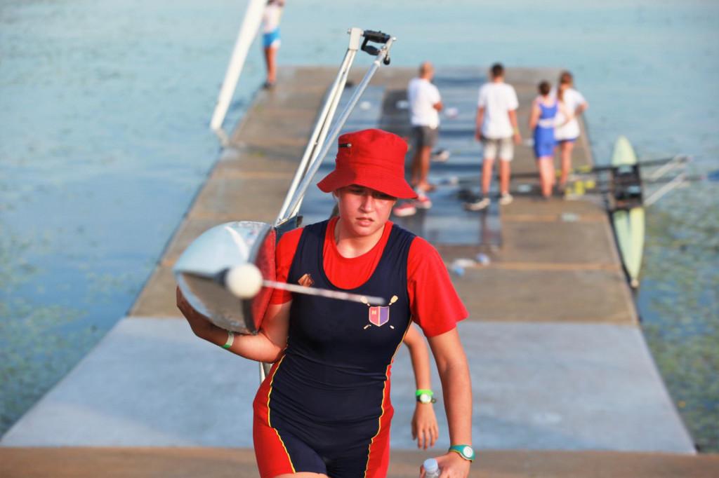 Nika Sebastian, veslačica Neptuna
