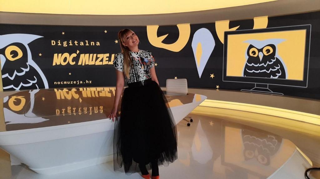 Maja Njirjak prošlog je tjedna iznenada završila na Hitnoj zbog problema s visokim tlakom.