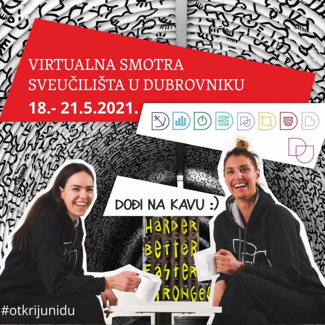 Započela je Smotra Sveučilišta u Dubrovniku