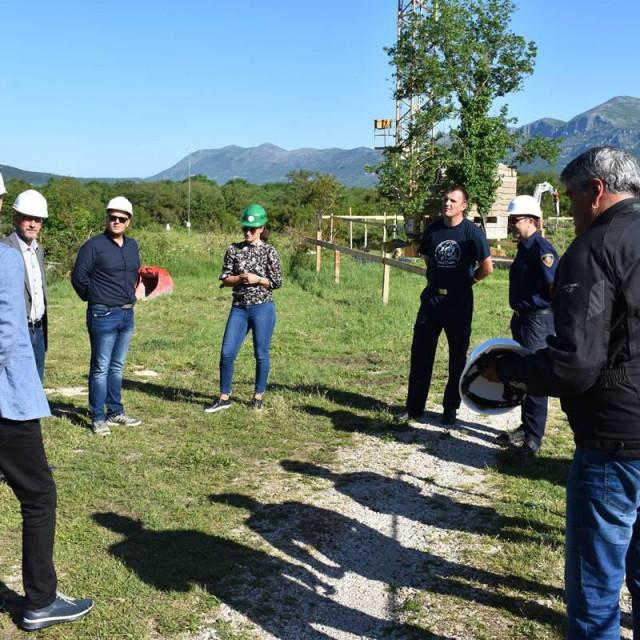 Počeli radovi na izgradnji Vatrogasnog doma na Grudi